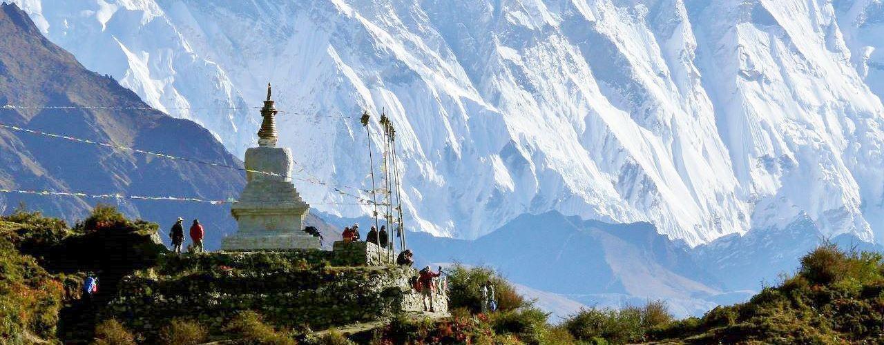 Everesto nacionalinis parkas, Nepalas