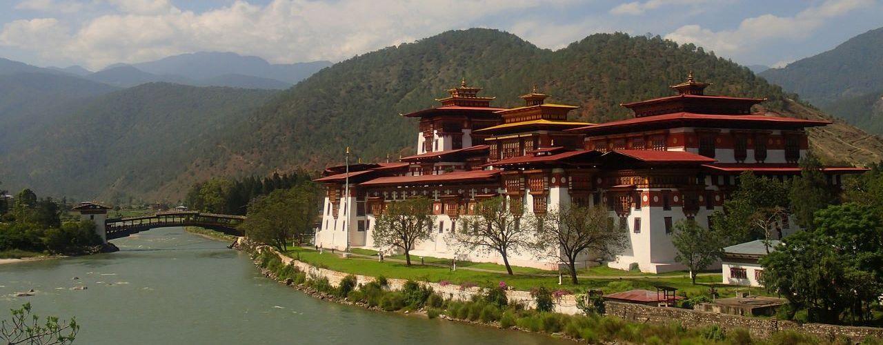 Punaka dzongas, Butanas