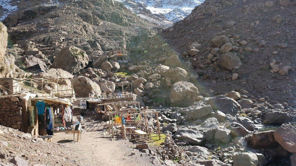 Kelionė į Maroką - kopimas į Tubkalio viršūnę ir Marakešas