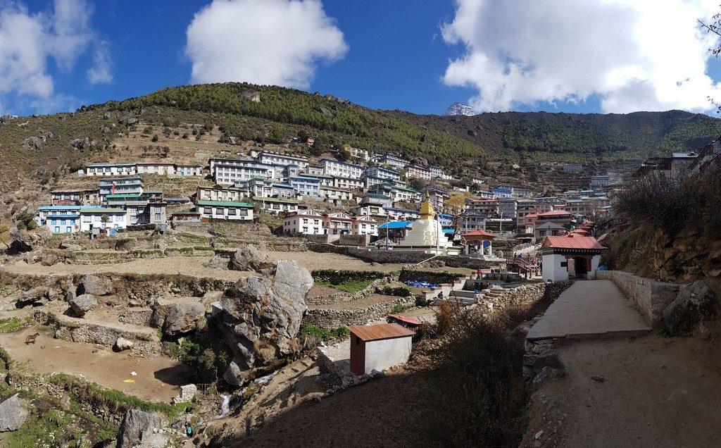 Kelionė į Nepalą